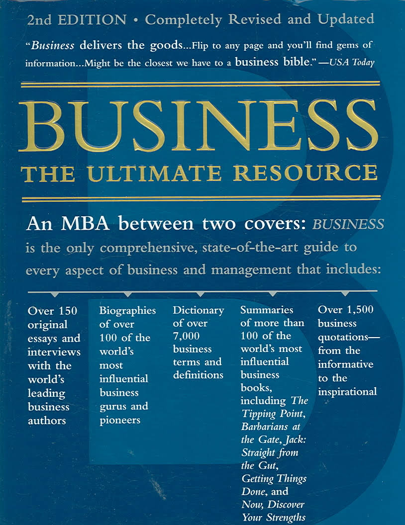 Business Ultimate Resources