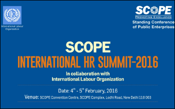 Photo of Reinventing HR: Breaking the Mould-Globally- SCOPE International HR Summit 2016