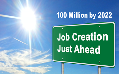 Photo of 100 Million jobs by 2022 in India