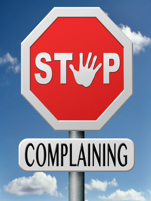 Photo of Don't complain. Stand up, own your career & life