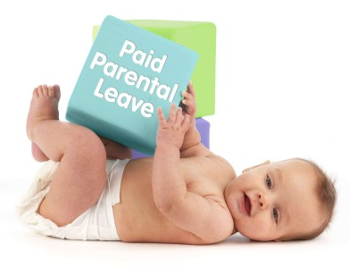 Photo of Why New Moms And Dads Aren't Taking Their Paid Parental Leave