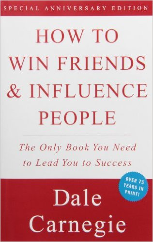 Photo of How to Win Friends and Influence People by Dale Carnegie
