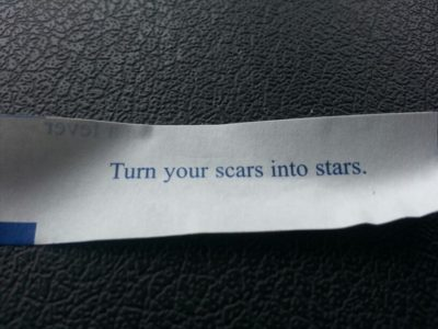 Photo of Turn Scars into Stars
