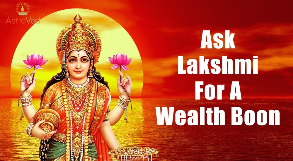 Photo of #Secrets of pleasing Goddess of Wealth Shri Lakshmi