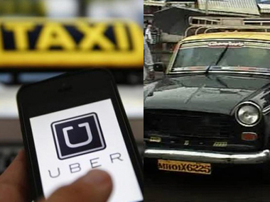 Photo of Dear Uber, do you really 'love' the taxi-riders in Mumbai?