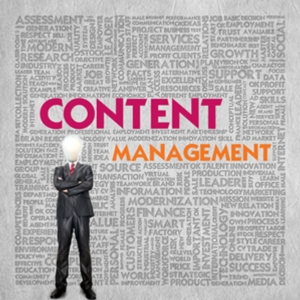 Photo of Content Management Editor