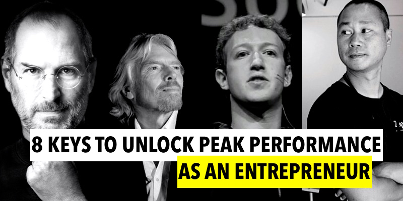Photo of How to unlock Peak Performance as an Entrepreneur