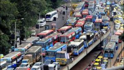 Photo of Corporate India is on Wheels… But they are stuck in Traffic!
