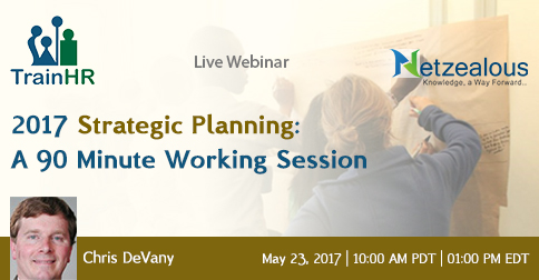Photo of 2017 Strategic Planning: A 90 Minute Working Session