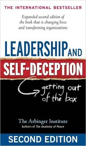 Photo of Leadership and Self-Deception: Getting out of the Box