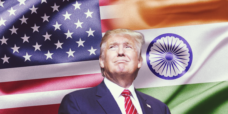 Donald Trump Indian IT Services