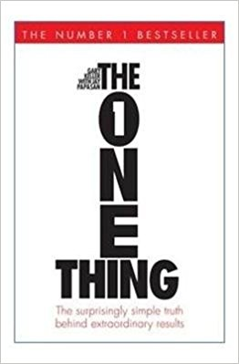 Photo of The One Thing