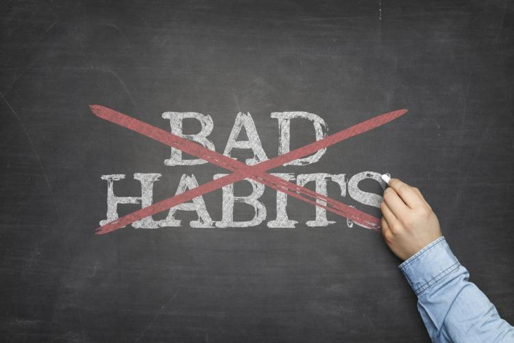Photo of These Three Bad Habits Are Making Your Work Stress Worse