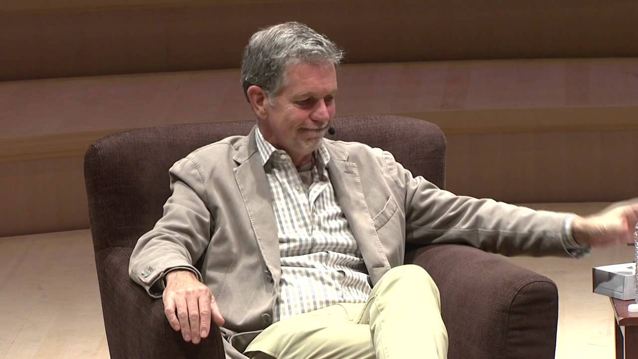 Photo of Reed Hastings, Netflix: Stanford GSB 2014 Entrepreneurial Company of the Year