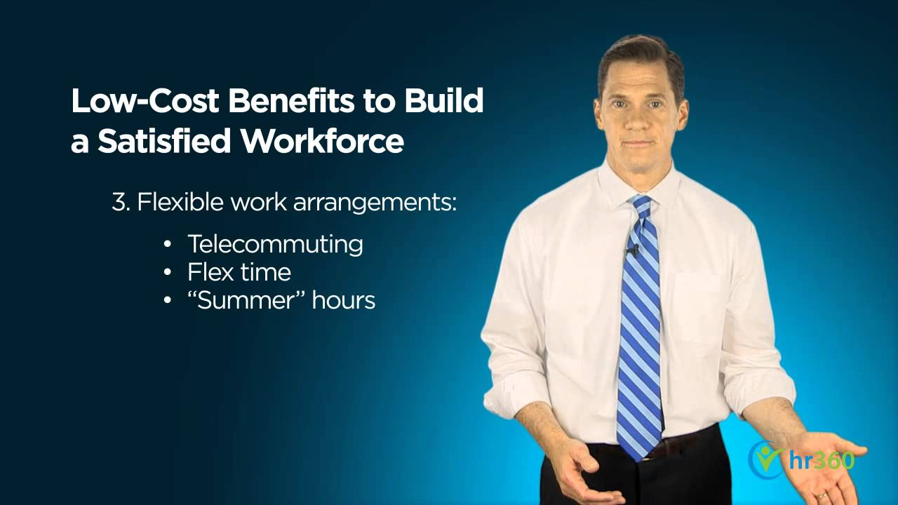 Photo of Ten Low-Cost Benefits to Build Employee Satisfaction