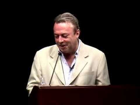 Photo of Christopher Hitchens   Talks at Google