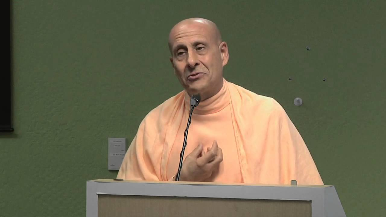 """Photo of Radhanath Swami: """"Consciousness: The Missing Link""""   Talks at Google"""