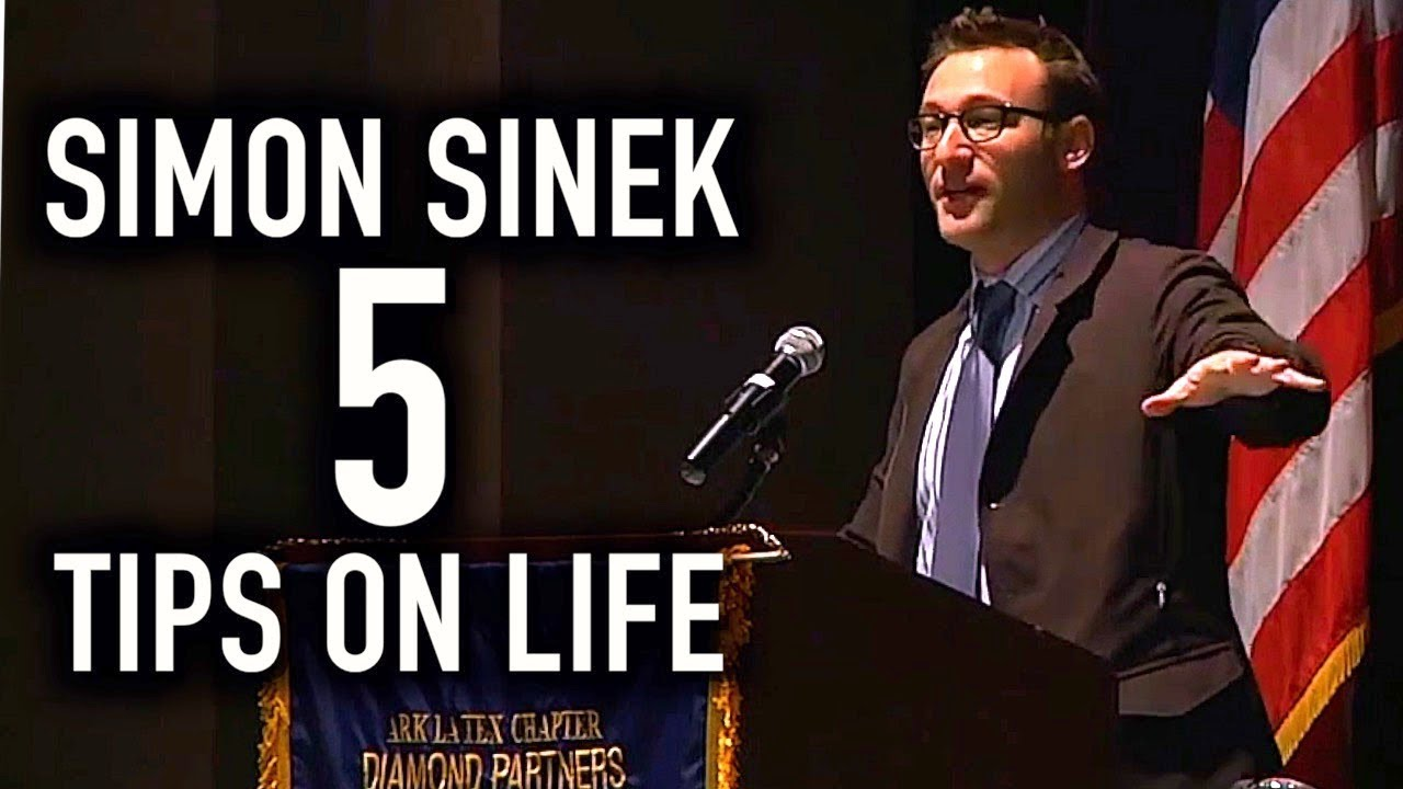 Photo of Simon Sinek: How To Win At Life   Best Speech Ever??