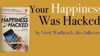 Photo of Your Happiness Was Hacked: Book Review
