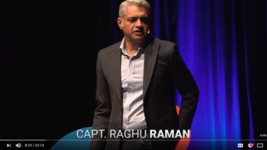 Photo of Capt. Raghu Raman | The 32-Minute MBA From Indian Streets