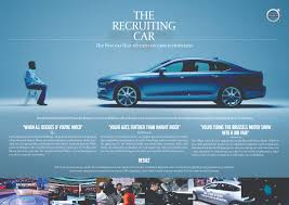 Photo of The Recruiting Car – from VOLVO