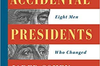 Photo of Accidental Presidents: Eight Men Who Changed America