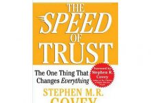 Photo of The Speed of Trust