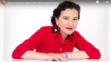 Photo of All In: A Coach's View of the 100 Coaches Project
