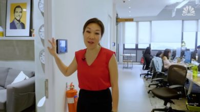 Photo of Airbnb's Singapore office | Office Envy