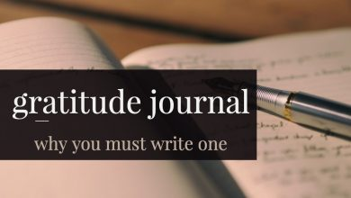 Photo of Why you must write a Gratitude Journal