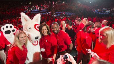 Photo of Half of Target's 1,800 stores are led by women
