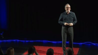Photo of The Non-Leadership Training Model for Leadership | James Lynch | TEDxNorthbrookLibrary