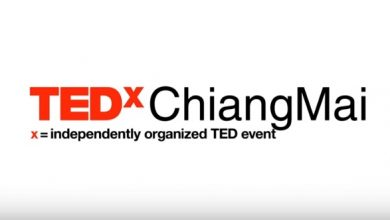 Photo of Coworking can change the world: Amarit Charoenphan at TEDxChiangMai 2013