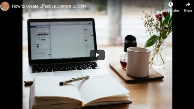 Photo of How to Create Effective Content Quickly