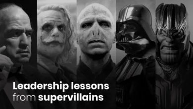 Photo of Leadership lessons from supervillains