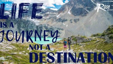 Photo of Your Journey is the Destination