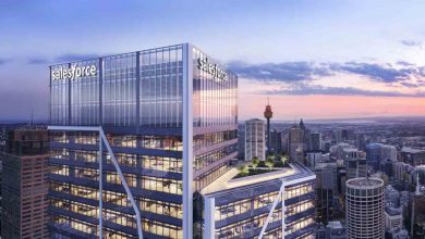 Photo of Salesforce is building an office tower in Sydney, pledging 1,000 new jobs in the next five years