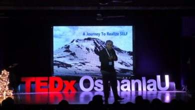 Photo of A Journey to Realize Self | Srinivas Chamarthy | TEDxOsmaniaU