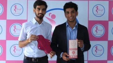 Photo of How two 21-year-old IIT-Delhi students are solving female hygiene issues