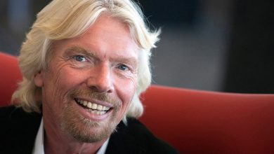 Photo of Richard Branson to Young Entrepreneurs: 'Just Do It'