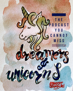 The podcast you cannot miss by Abhijit Bhaduri