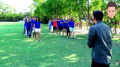 Photo of Corporate Team Building Activity For Kotak ?