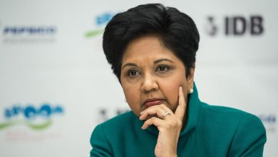Photo of Former PepsiCo CEO Indra Nooyi joins Amazon board of directors