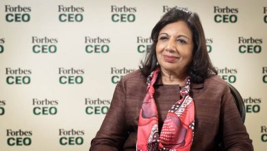 Photo of Voices Of Success: Billionaire Kiran Mazumdar-Shaw On Founding Biocon As An 'Accidental Entrepreneur'