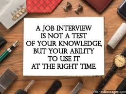 Photo of INTERVIEWERS – 5 Things You Must Do!