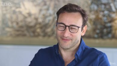 Photo of Simon Sinek: How to Make Your Life A Success | Inc.