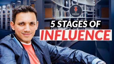 Photo of The 5 Stages Of Growing Your Influence To A Celebrity Authority