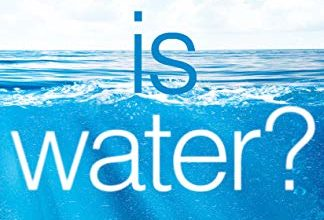 Photo of What Is Water?: How Young Leaders Can Thrive in an Uncertain World
