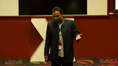 Photo of Personal Branding-Discovering Your Uniqueness: Anand Pillai at TEDxHindustanUniversity