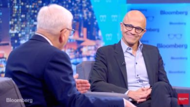 Photo of The Advice That Changed Satya Nadella's Life